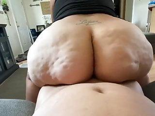 Bitch butt naked Riding losooz bitch butt