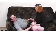 STP4 Cute Teen Takes Good Care Of stepdaddy !