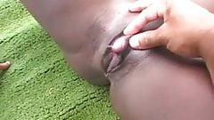 Brazilian Sheila Brown big clit