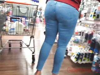 Licking young pussy and tush videos Candid nice tush tight blue jeans