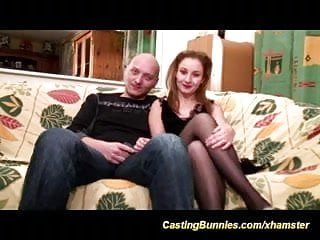 Her first anal sex tobi Her first anal casting sex tape