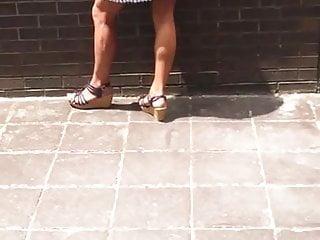 Milf legs Milf legs