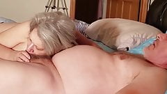 Not found footage of my mom sucking cock.