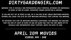 APRIL 2019 News at Dirtygardengirl anal prolapse fisting