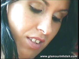 Fetish glamour Glamour in fetish babe silvia