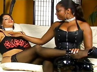 Black foot fetish site - British busty alexis silver in foot fetish lesbian action