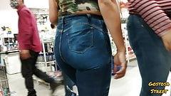pervert milf Milf blond delicious booty jeans Eita LoiRAO deliciOsO jerk off