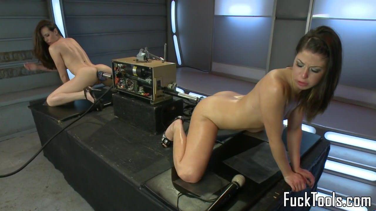 Anal Sex Machine Bondage