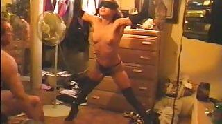 Amatuer BDSM Bondage