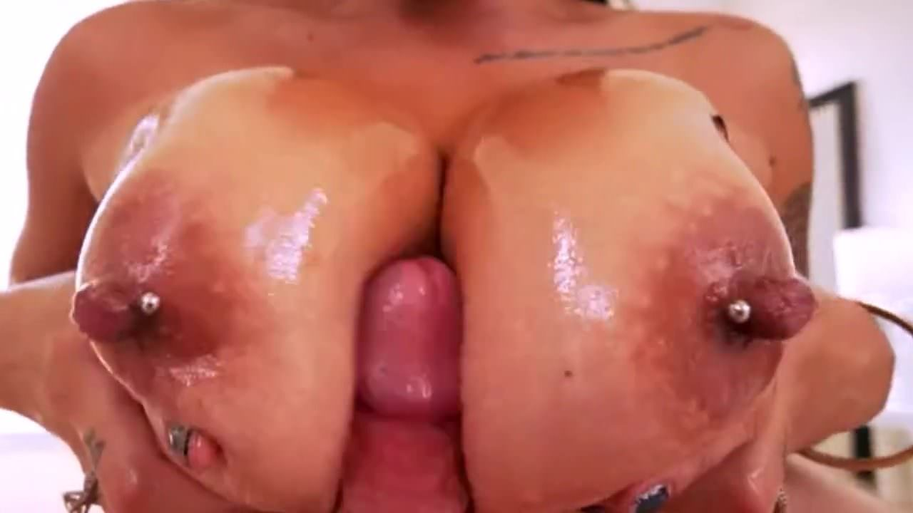 Titty fucking compilation