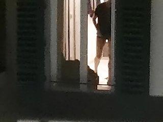 Voyeur neighbor sex pic - Neighbor window housework no nudes no sex