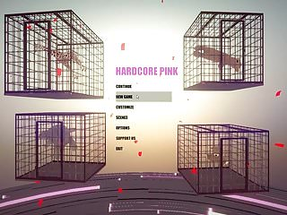 Adult computer video games - Hardcore pink - pink motel - adult game