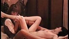 twilightwomen - lesbian licking and foot fetish