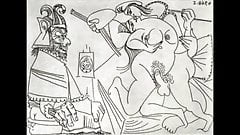 Erotic Drawings of Pablo Picasso