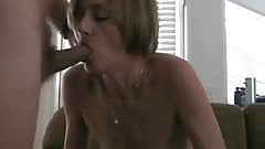 Sucking Cock Is What Granny Does Best