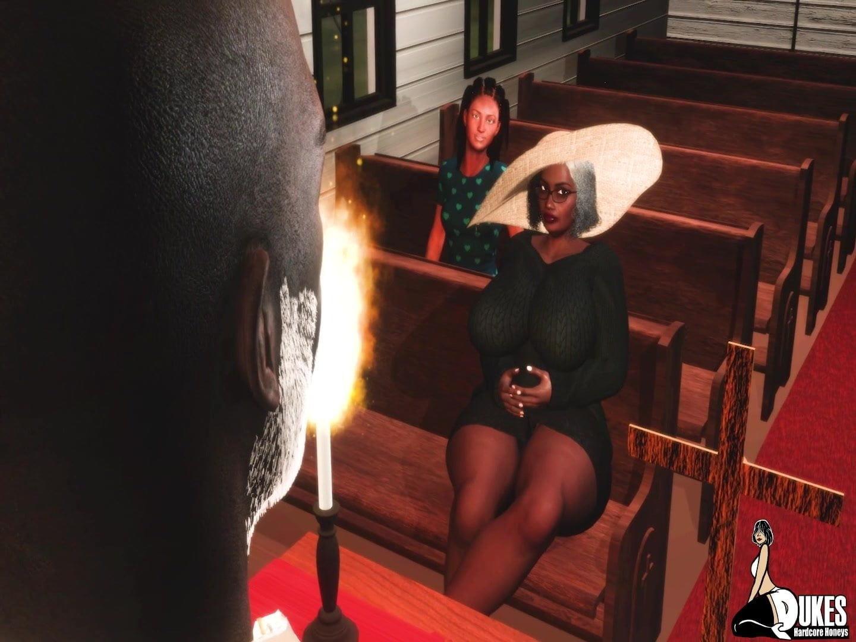 Ebony Mom Fucking Homie