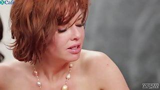 Sexy teacher Nadia Styles fucked hard