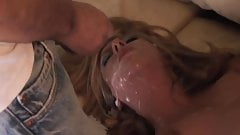 Chastity Lynn Ass Fuck Bukkake