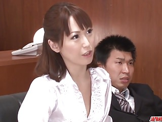 Groupe sex xxx Nonoka kaede sucks cock in amazing milf porn xxx