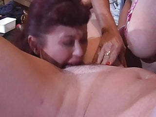 Fat lesbos having bjs Old whores have a good fuck and wet orgasms in lesbo 4some
