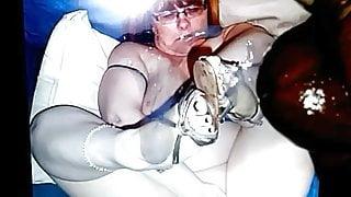 Fat Catholic Pig Slut Loves to be Degraded. Feet Tribute