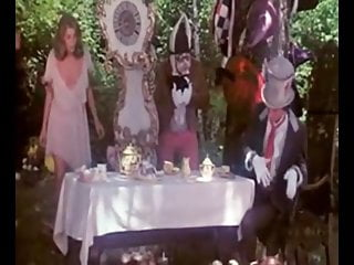 Alice in wonderland porn 1976 Alice in wonderland