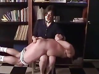 Husband gets spanked video Bad husband getting it