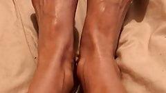 Горячие ступни