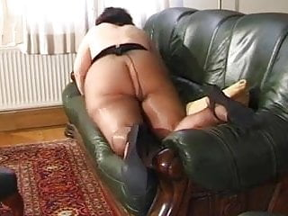 Mint in pantyhose - Chubby grandma in pantyhose