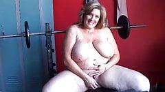 Beautiful big tits old spunker wishes you were fucking her