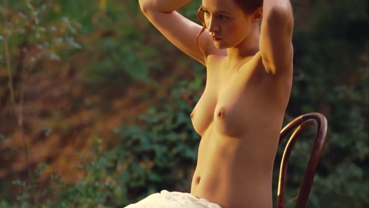 Theret nude christa Christa Theret