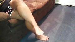 Big Calved Legs