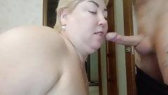 bbw milf sucking cock 10