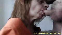 blowjob and cum in mouth