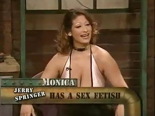 Nude jerry springer clips Weird big boobs cake fetish on jerry springer show