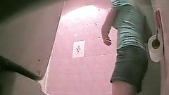 Hidden cam in toilet - 4