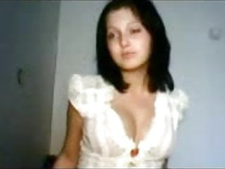 Elegant full figure lingerie Olesya has elegant figure