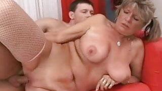 Big Boob Step Mom