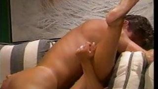 Redhead milf seduces young cock