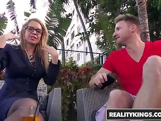 Levi johnson nude Realitykings - milf hunter - desi dalton levi cash - sexy su