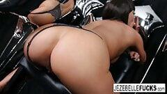 Jezebelle's sexy tease