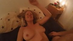 Amateur video with nice ending