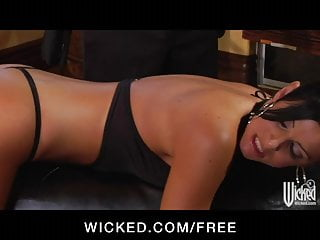 Pleasure principle wicked pictures Wicked - kinky brunette india summer loves to be spanked