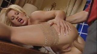 Hot group sex - DP