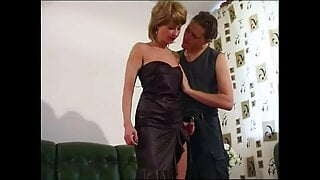 Single Russian Mommy Rosa and her Fucks 1-6