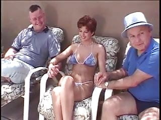 Lick from behind pussy Married red head whore gets her pussy licked and fucked from behind