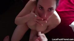 squirt girlfriend amateur gets throat fucked vagina