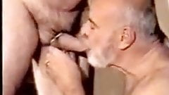chubby fuck grandpa two man