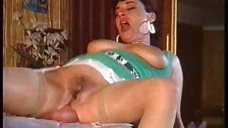 Elodie Cherie Big Tits Best DP Anai Gangbang In Stockings