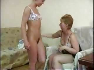 My niece and aunt having sex - Hot niece did aunt gift